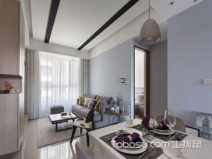 80平米三室一厅怎么装修?简约风格给你独特的美