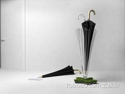 创意雨伞架图片欣赏,这样设计更配你的家!