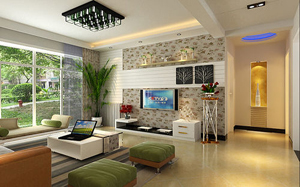 【客厅装修】客厅装修小户型,客厅装修风水,设计要点,效果图