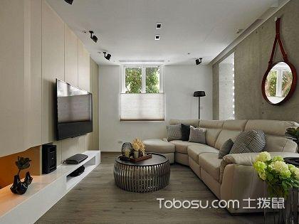 60平米两室一厅装修图,小居室也能创造大空间