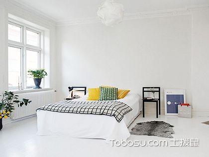 2房一厅装修效果图,宜家风给你清新自然美