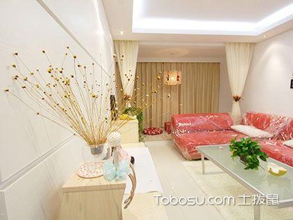 小客厅装修与设计效果图赏识 打造别样的居室氛围_施工流程