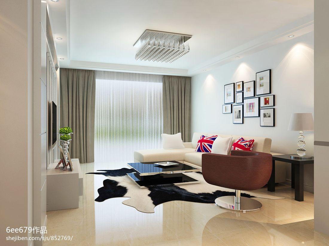 【客厅窗帘】客厅窗帘什么颜色好,客厅窗帘怎么选,帘头款式,装修效果图