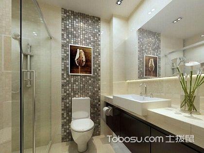 关于卫生间贴砖须知,家居装修的重中之重