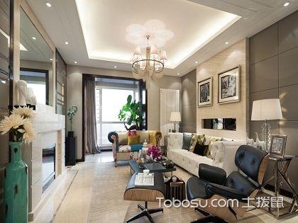 三室一厅客厅装修效果图,千种风格万种风情