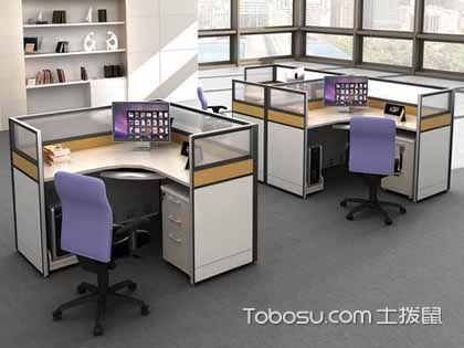 屏风工作位之设计,给办公环境增添别样的光彩