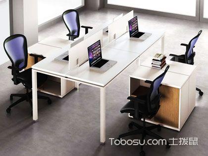 现代办公桌图片欣赏,简约风格最时尚!