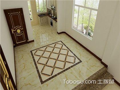 客厅贴瓷砖装修效果图,不同风格碰撞更精彩