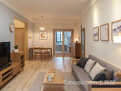 简约日式风格装修,时尚与温馨共处一室