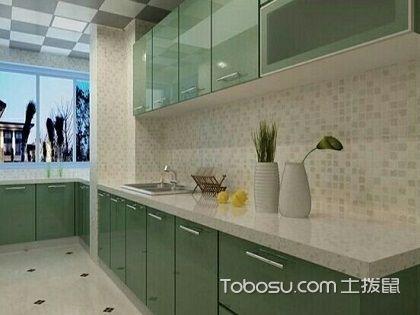 小厨房整体橱柜效果图,小空间装出大厨房!