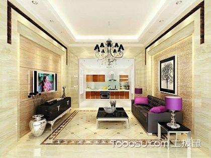 客厅瓷砖装修效果图,变换空间让你感受完美效果!