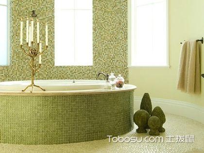 如何进行卫浴间工艺饰品布置?舒适是第一要义