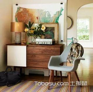 日式风格家具特点,简单舒适贴近自然!