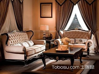 掌握简欧家具搭配要点,扮靓浪漫温馨居室空间