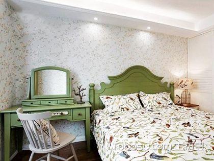 3室1厅装修效果图,浪漫满屋的美式风格