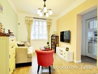 75平米三室一厅装修,温馨的清新小屋