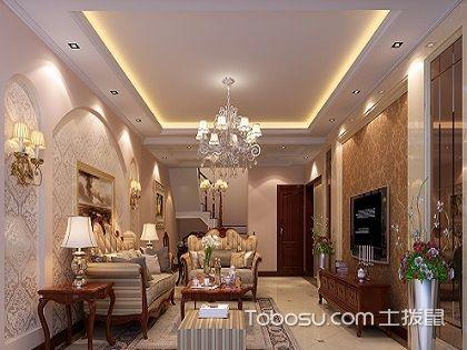 客厅地砖铺贴效果图,尽享皇家般的尊贵奢华