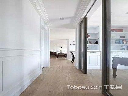 走廊装修效果图,简单的过道也可以很精彩