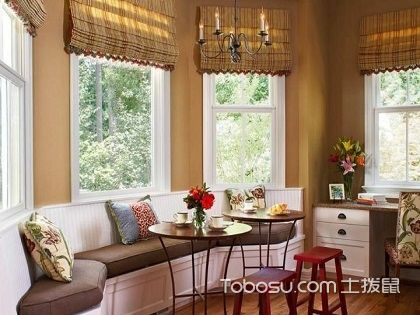 小两室一厅装修图,满满的大自然的田园气息