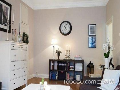 小户型两室一厅装修,小复古的北欧简约风