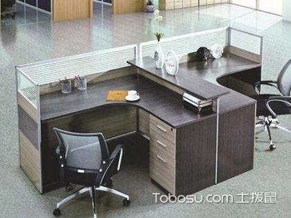 屏风办公桌尺寸应该是多少?这样设计更合适