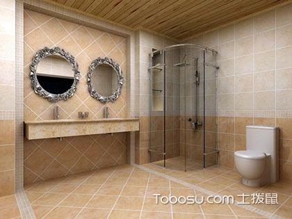 卫生间瓷砖选购和养护,让浴室散发迷人光泽