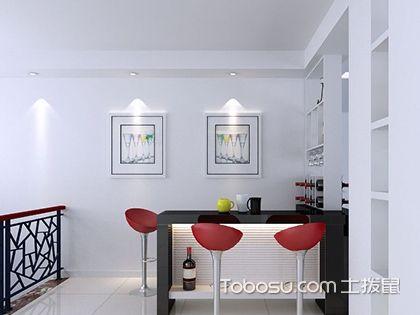吧台装修效果图,室内设计的多样选择