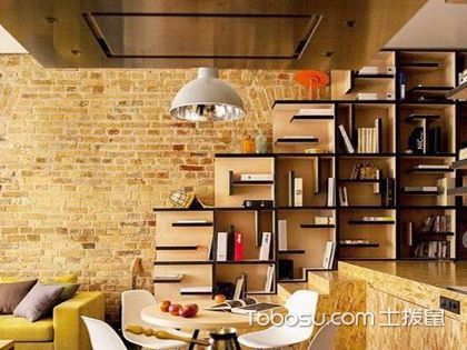 书架图片大全,这样布局让书房充满浓郁书香!