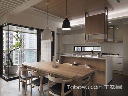 木质吧台设计效果图,给你的家一个亮点