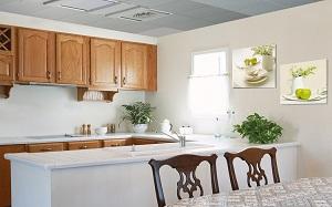 【厨房装饰】厨房装饰画,厨房装饰架,纸,效果图