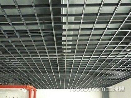 轻钢龙骨吊顶图片,简单便捷也能打造出完美吊顶!