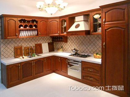 厨房实木橱柜效果图欣赏,烹饪也是一种享受