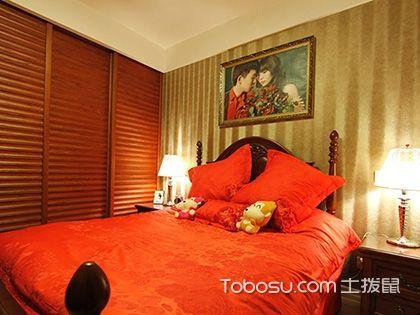 87平米两室两厅装修图,谱写新婚幸福曲