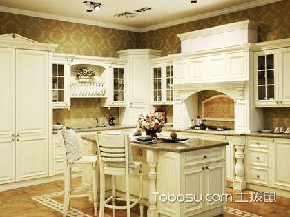 欧式实木橱柜效果图,营造欧式奢华的家居生活!
