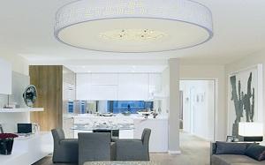 【餐厅灯】餐厅灯具选择,餐厅灯高度,不在餐桌正上方,效果图