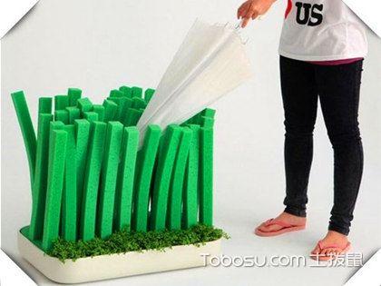 折叠雨伞架图片欣赏,在家中安放既实用又美观