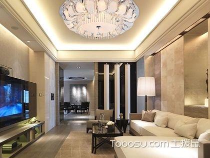客厅灯具怎么选?装修客厅不能只要美观
