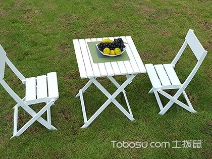 折叠桌椅这么神奇!畅享休闲生活的必备选择