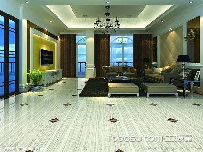地板砖的铺贴方法,工艺要求很重要