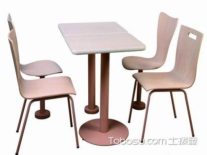 快餐桌椅如何购置?不同材质造就同一种舒适空间!