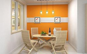 【餐厅颜色】餐厅颜色搭配,餐厅颜色风水,促进客人食欲,搭配效果图