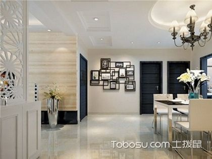 三室一厅装修设计图,轻松打造爱的小屋