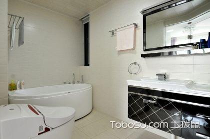 120平米卫生间装修图,各种风格任你挑!