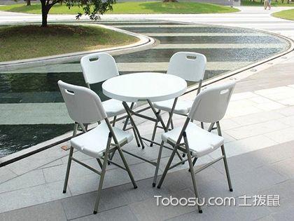 户外折叠桌椅,轻巧方便易携带
