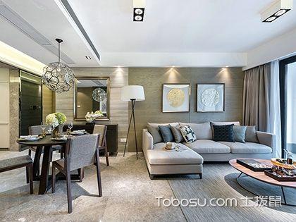 3至5万简装三室两厅,装修效果照样美翻天