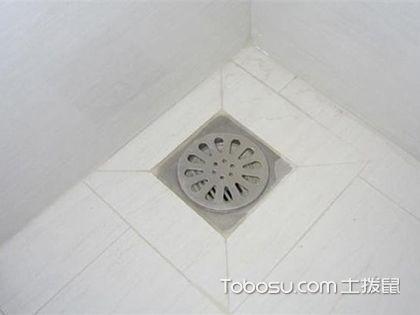 防臭地漏怎么安装?卫生间祛除异味有绝招