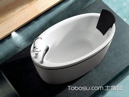 浴缸尺寸怎么挑?从实际情况出发