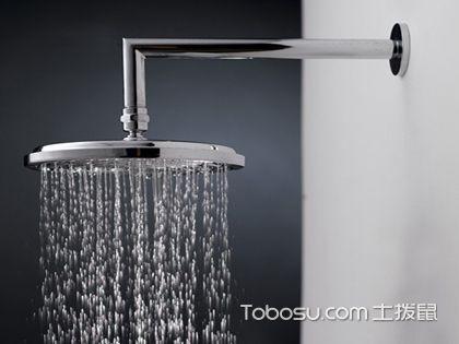 淋浴花洒选购有技巧,选的好洗澡才会没烦恼!