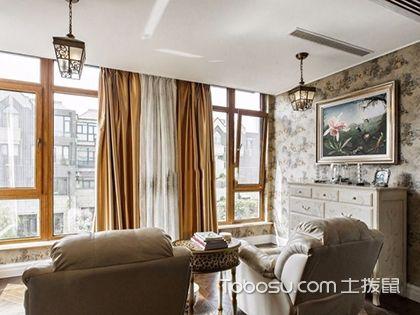 美式客廳裝修注意事項,四點教你裝出美客廳