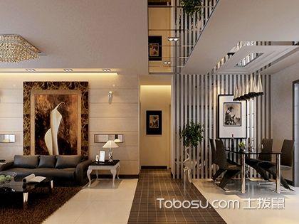 120平三室两厅装修图,一家三口的港湾